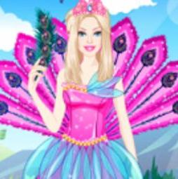 Barbie Island Princess Dress Up
