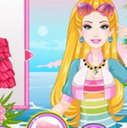 Barbie Summer Make-up Trends