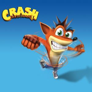 Crash Bandicoot Flash