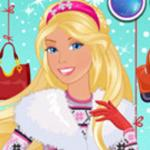 Barbie Gets Ready For Winter