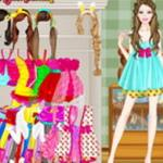 Barbie Sleepover Dressup