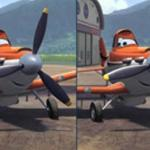Disney Planes Differences