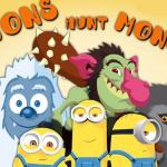 Minions Hunt Monsters